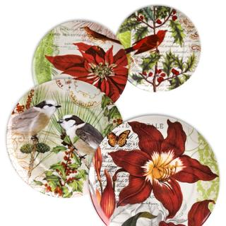 Waechtersbach 'Assorted' Accents Tradition Plates (Set of 4)
