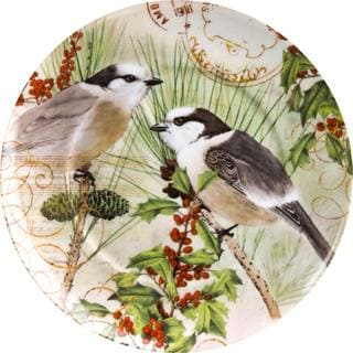 Waechtersbach 'Joy' Accents Tradition Plates (Set of 4)