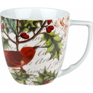 Waechtersbach 'Greetings' Accents Tradition Mugs (Set of 4)