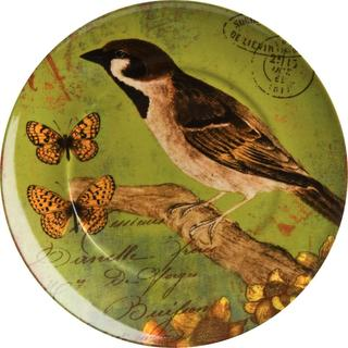Waechtersbach 'Bird' Accents Nature Plates (Set of 4)