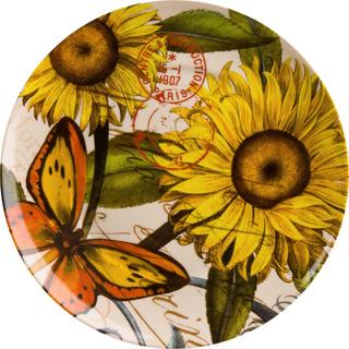 Waechtersbach 'Sunflower' Accents Nature Plates (Set of 4)
