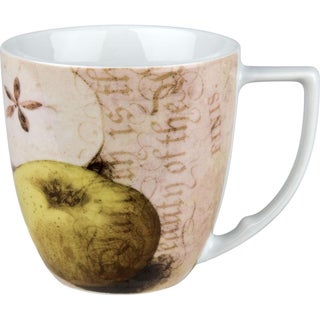 Waechtersbach 'Apples' Accents Nature Mugs (Set of 4)