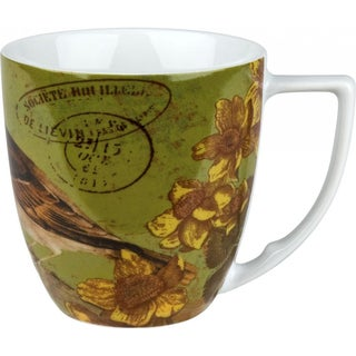 Waechtersbach 'Bird' Accents Nature Mugs (Set of 4)