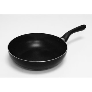 14 carbon steel non-coated wok how to clean