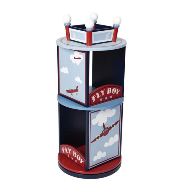 Fly Boy Revolving Bookcase