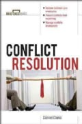 Conflict Resolution: Mediation Tools for Everyday Worklife (Paperback)