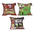 NFL Biggshots San Francisco 49ers Frank Gore Toss Pillow