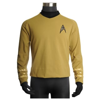 Star Trek Captain Kirk High-quality Replica Uniform