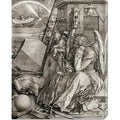 Albrecht Durer 'Melancholia' Stretched Canvas Art