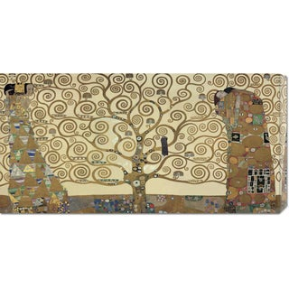 Gustav Klimt 'The Tree of Life' Stretched Canvas Art