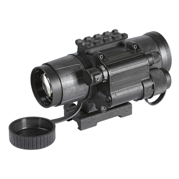Armasight CO-Mini-3 Alpha MG with Free Adapter #6 NV Clip-On System Gen 3, 64-72 lp/mm