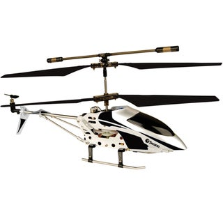 Swann Micro Black/ White Lightning RC Helicopter