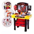 Power Advantage 40-Piece Construction and Fix-It Play Workshop