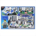 Power Advantage City Police Blocks 541-Piece Set