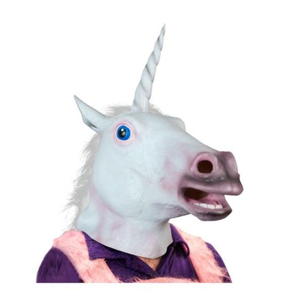Accoutrements Magical Unicorn Mask