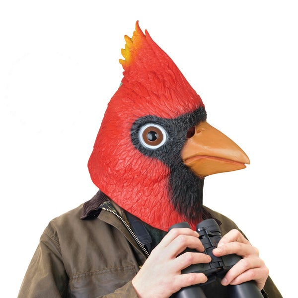 Accoutrements Cardinal Mask