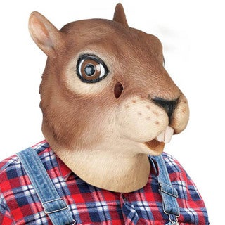 Accoutrements Squirrel Mask