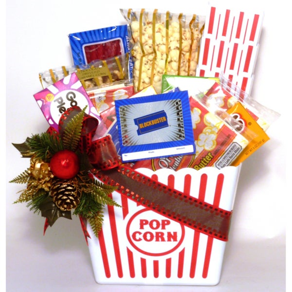 Holiday Popcorn Sampler