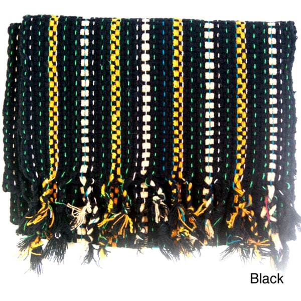 Unisex 'Marvin' Woven Scarf