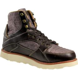 Men's Unstitched Utilities Tango Boot Tyvek Dark Chocolate