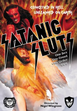 Satanic Sluts Collection (DVD)
