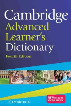Cambridge Advanced Learner's Dictionary (Paperback)