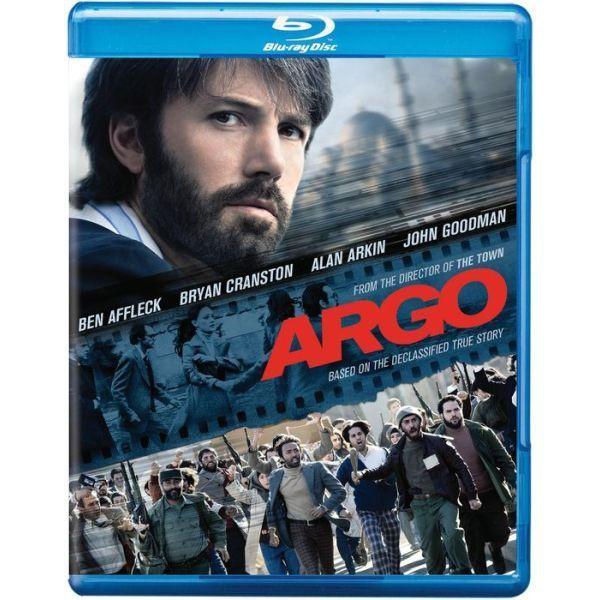 Argo (Blu-ray/DVD) 10408760