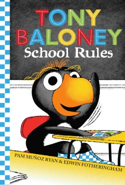 Tony Baloney School Rules (Hardcover)
