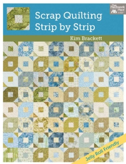 Scrap Quilting, Strip by Strip (Paperback)