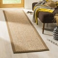 Chunky Basketweave Natural/ Sisal Rug