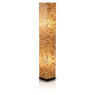 Jeffan Valentti Square 2-light Standing Lamp