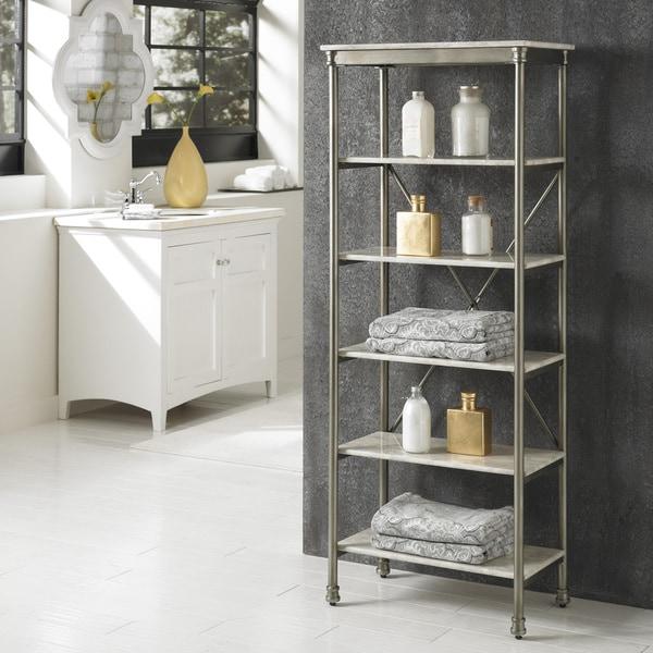 'The Orleans' 6-tier Shelf