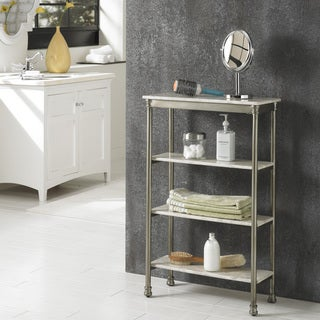 'The Orleans' 4-tier Shelf