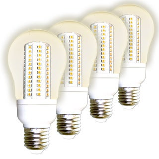 Infinity LED Ultra 63 Dimmable Warm White LED Light Bulbs (Set of 4)