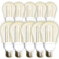 Infinity LED Ultra 63 Dimmable Warm White LED Light Bulbs (Pack of 10)