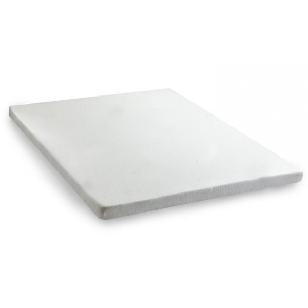 Comfort Cooling 3-inch Fiber Mattress Topper