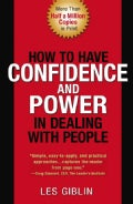 How to Have Confidence and Power in Dealing With People (Paperback)