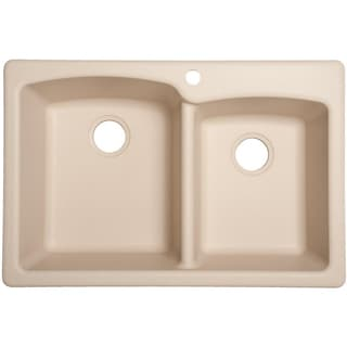 Franke EOCH33229-1 Double-Basin Composite Granite Kitchen Sink
