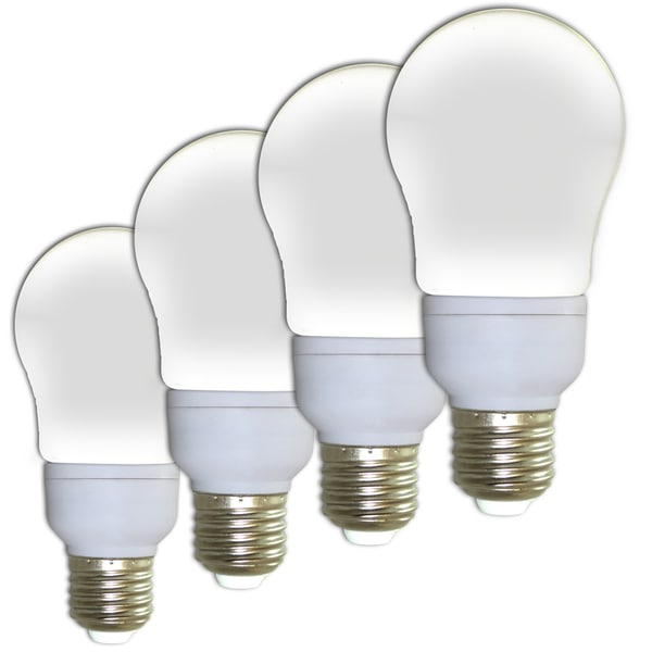 Infinity LED Ultra 63 Dimmable Frosted Cool White Light Bulbs (Pack of 4)