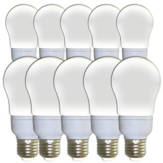 Infinity LED Ultra 63 Dimmable Frosted Cool White Light Bulbs (Pack of 10)