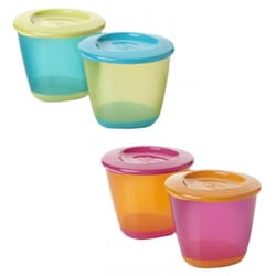 Tommee Tippee Explora Pop-up Weaning Pots (Pack of 2)