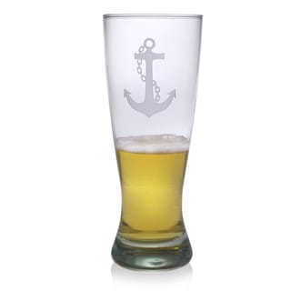 Anchor Collection 16-ounce Pilsner Beer Glasses (Set of 4)