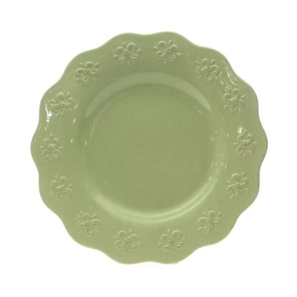 Certified International 'Adeline Green' Round Platter