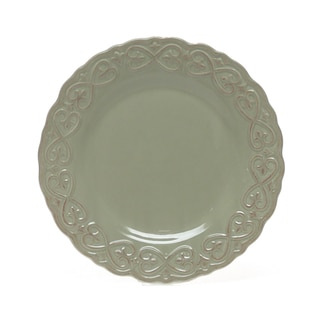 Certified International 'Adeline Green' 13-inch Round Platter