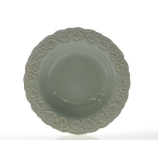 Certified International Blue Ceramic Serving Bowl