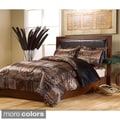 Satin 4-piece Comforter Set