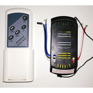 Control 3-speed Fan Remote Kit