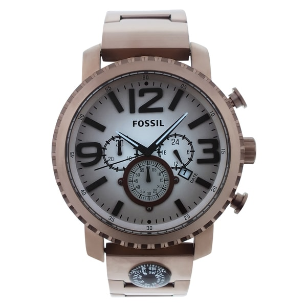 Fossil Men's Gage Stainless Steel Watch