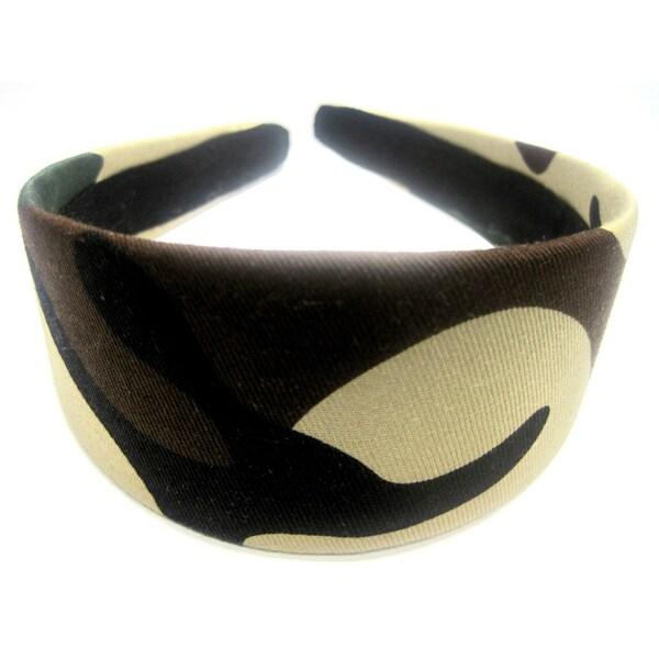 Crawford Corner Shop Camouflage Khaki Headband