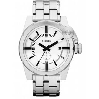 Diesel Men's Analog Stainless Steel Watch